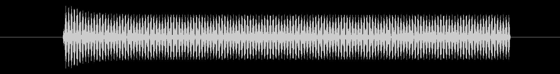 電話4の未再生の波形