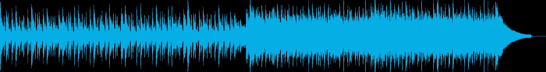 企業VPや映像46、壮大、オーケストラbの再生済みの波形