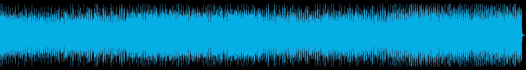 海を漂う/ディープハウス_No665_1の再生済みの波形