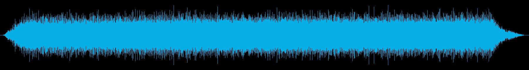 プロフェッショナルリモートコントロ...の再生済みの波形