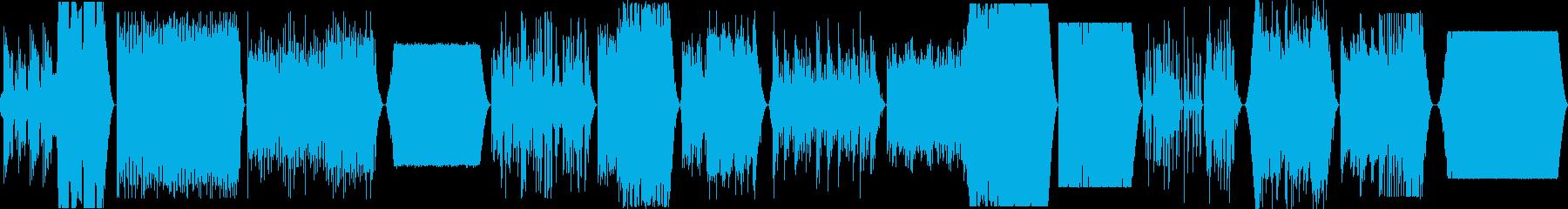 AS専属クリエイター14名による100曲の再生済みの波形