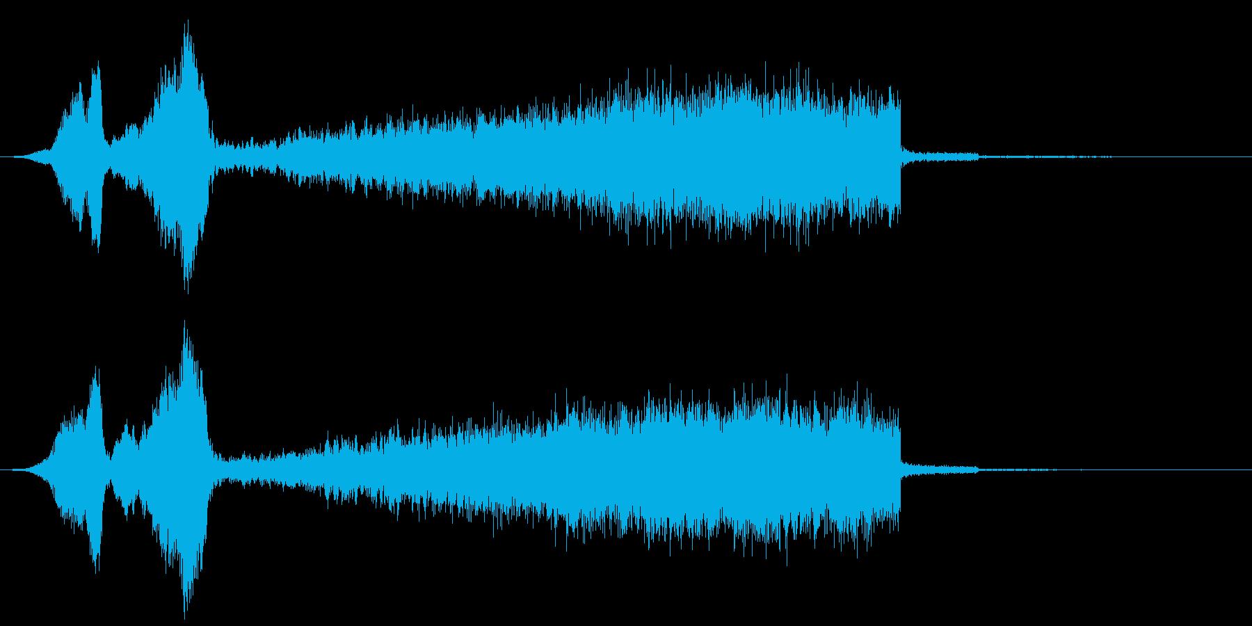 【映画・シネマティック】ライザー_05の再生済みの波形