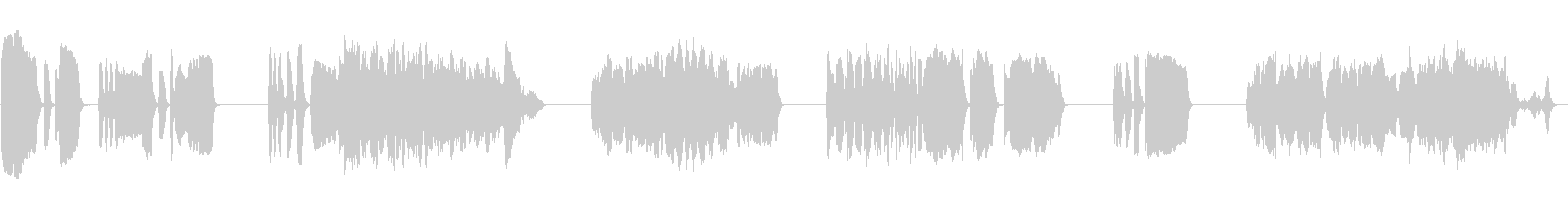 トランペット、吹く、FX、音楽、6...の未再生の波形