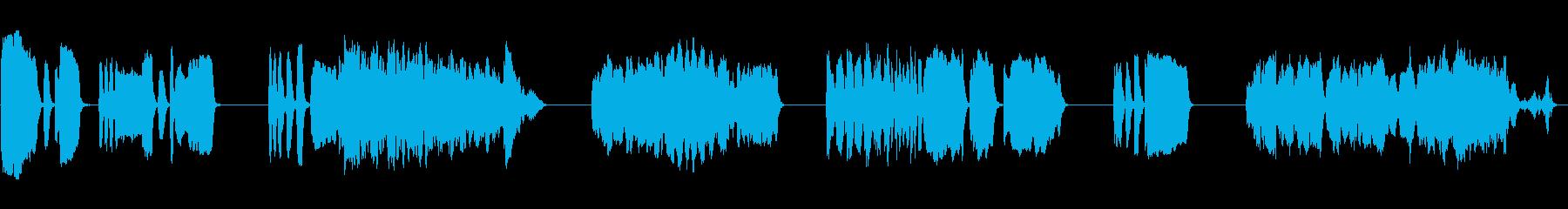 トランペット、吹く、FX、音楽、6...の再生済みの波形