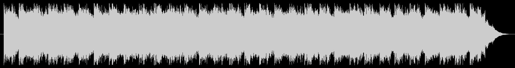 ブーン(サイレン、アラーム音)の未再生の波形