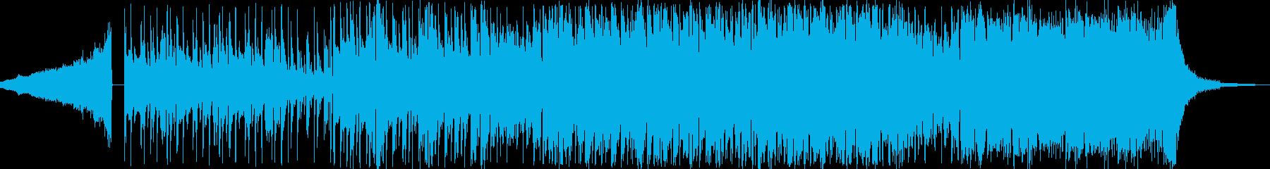 法人 技術的な 説明的 ハイテク ...の再生済みの波形