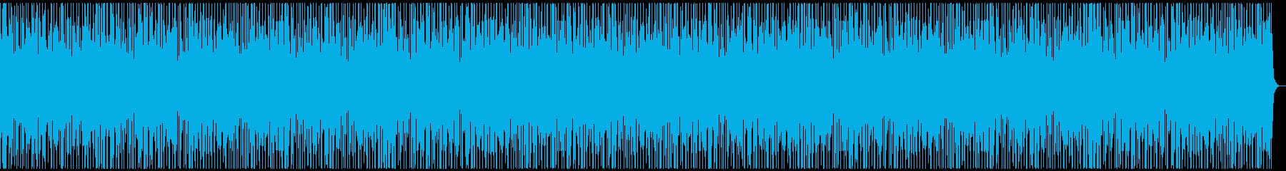 賽銭泥棒の犯行再現VTR、10分の再生済みの波形