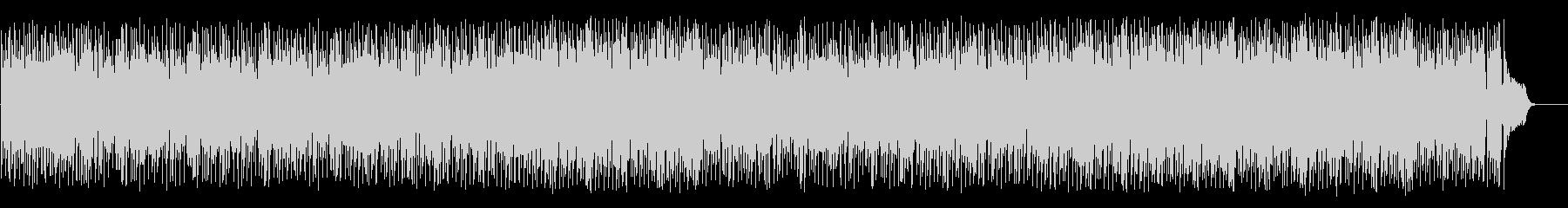 軽やかなフュージョン(フルサイズ)の未再生の波形