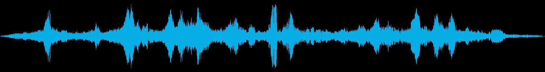 モトクロスレース:Mx1シリーズ:...の再生済みの波形