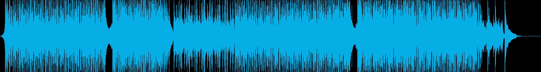 PV・CM★爽やかなピアノとギターポップの再生済みの波形