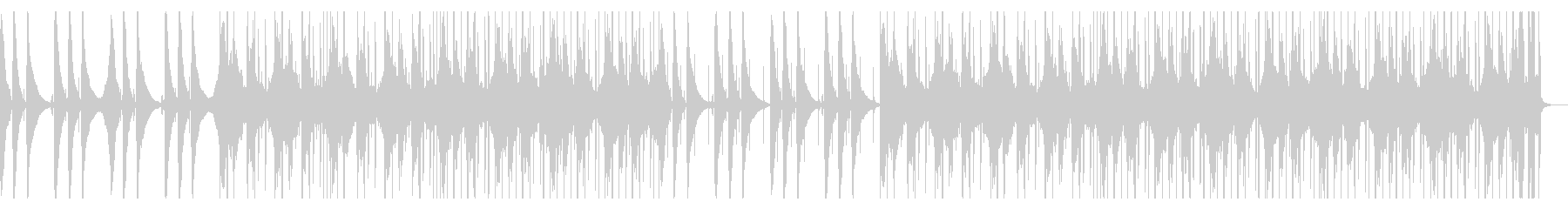 Calm down. memory. Vlog. Chill2's unreproduced waveform