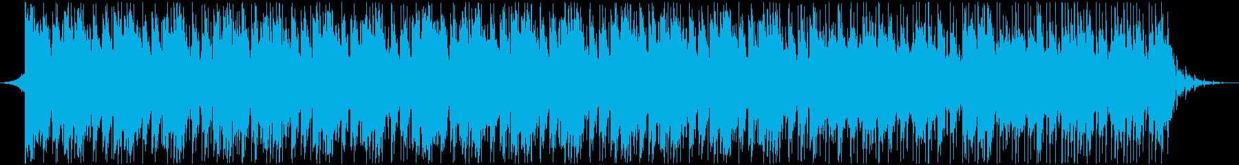 ポップ テクノ 実験的な バトル ...の再生済みの波形