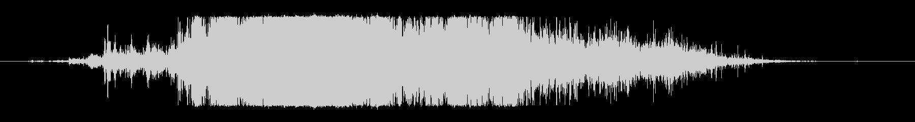 ウェーブビッグスウェルの未再生の波形