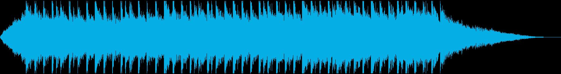 30秒B企業VP,コーポレート,元気の再生済みの波形