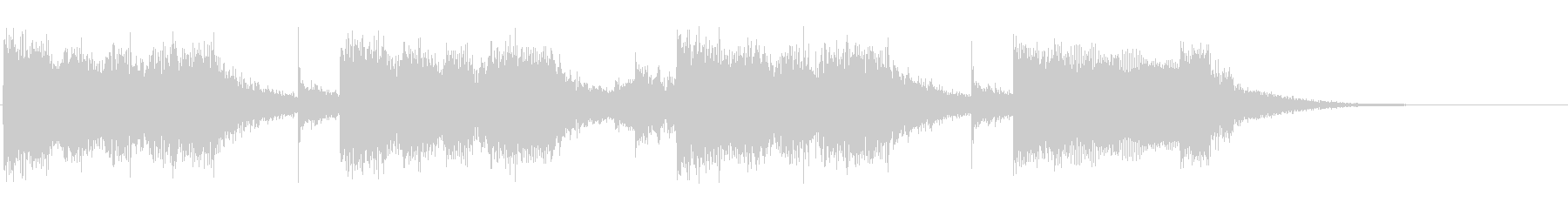 ベルセルクの未再生の波形