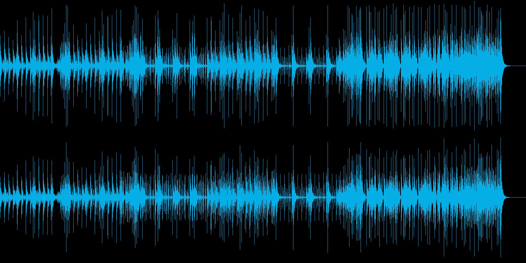 Long Kinkou_Daibyoushiの再生済みの波形