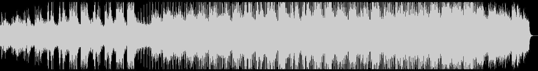 懐かしいシンフォニックチルアウトポップ。の未再生の波形
