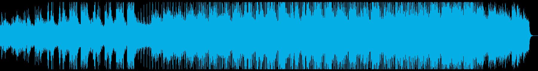 懐かしいシンフォニックチルアウトポップ。の再生済みの波形