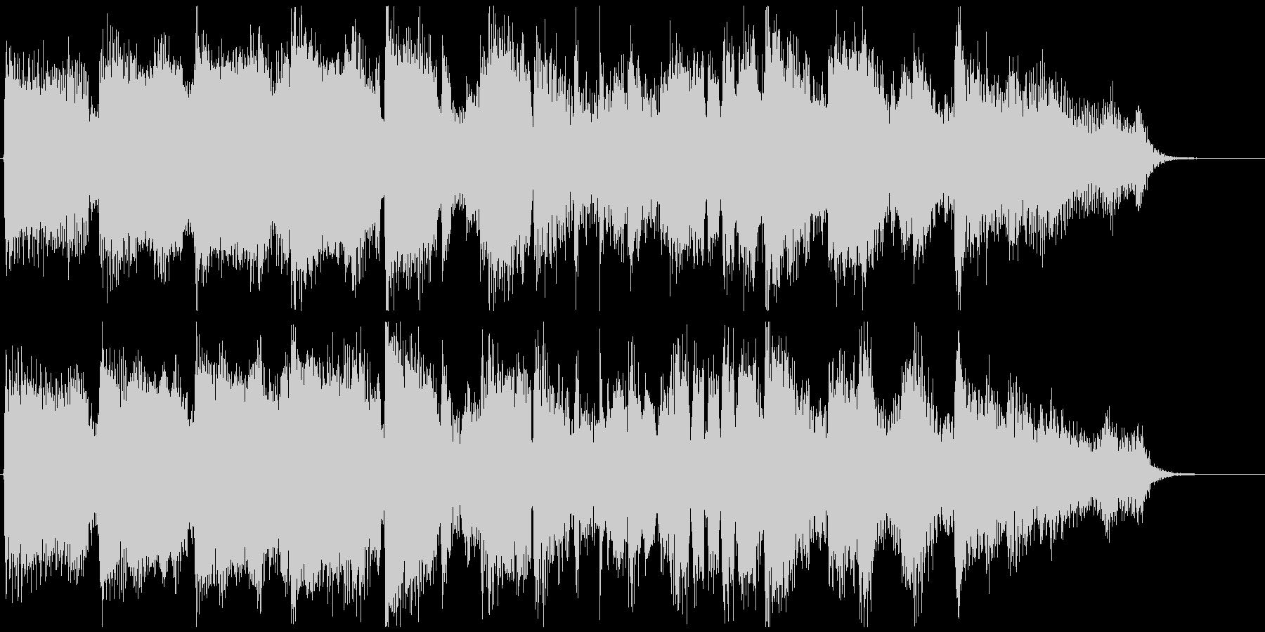 CM向け15秒ジャズ■優雅で上品なワルツの未再生の波形