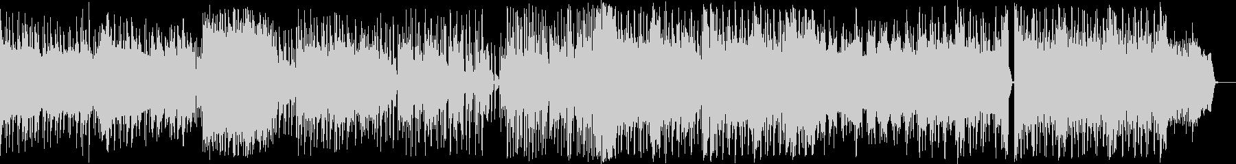 EDMエスニック生ヴァイオリン、生ボイスの未再生の波形
