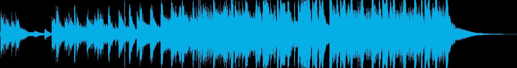 シネマティック サスペンス パーカ...の再生済みの波形
