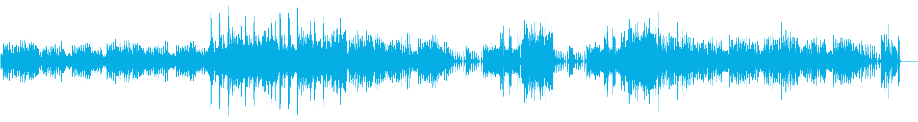 これは軽快で催眠的な抽象ラグです。...の再生済みの波形