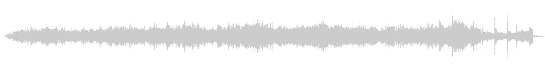 20秒】EDM チル 落ち着き 切なさ の未再生の波形