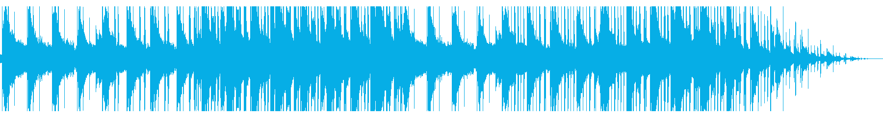都会/ヒップホップ_No397の再生済みの波形