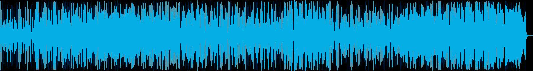 まったりとグルーブするソウルジャズの再生済みの波形
