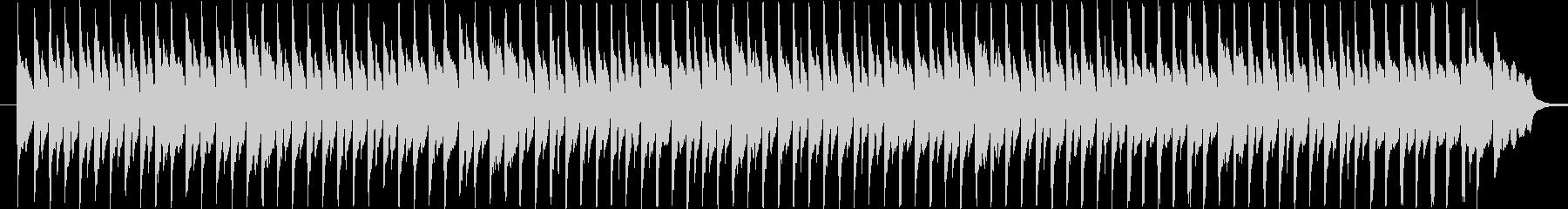 子供の動画向きのトイピアノ風BGMの未再生の波形