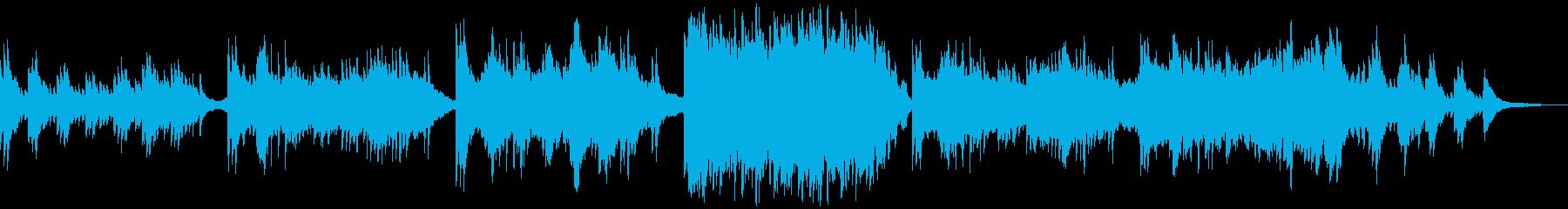 室内楽 クラシック 交響曲 モダン...の再生済みの波形