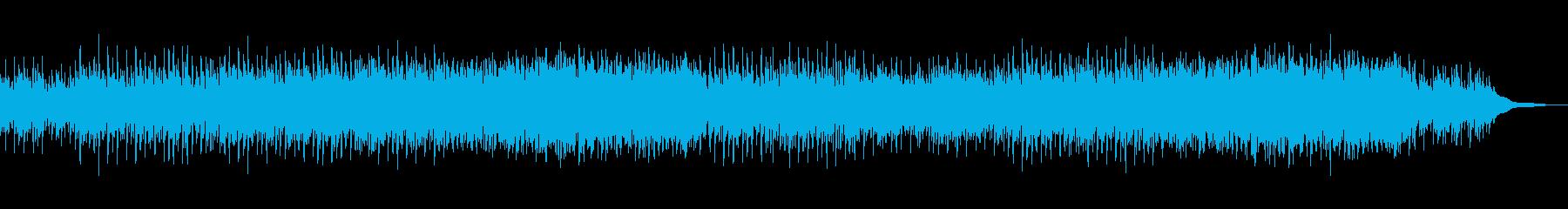 会社紹介学校紹介企業VP爽やか感動ピアノの再生済みの波形
