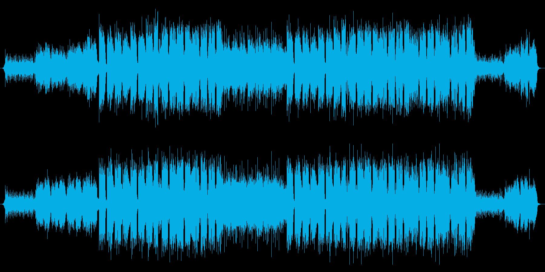 生篠笛によるエレクトロ!和風・壮大・情緒の再生済みの波形