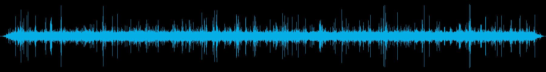 ブルックオアストリーム:ライトトリ...の再生済みの波形