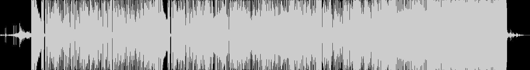 ルードレディオの未再生の波形