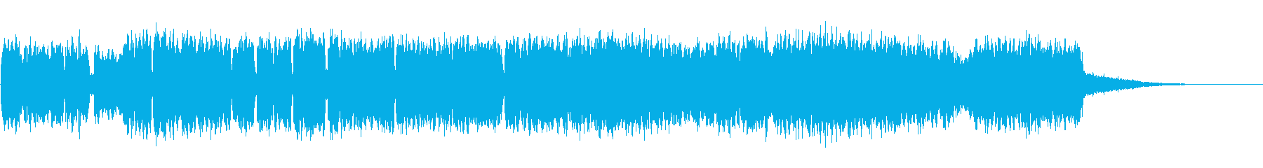 KANTロボット言語効果音6の再生済みの波形