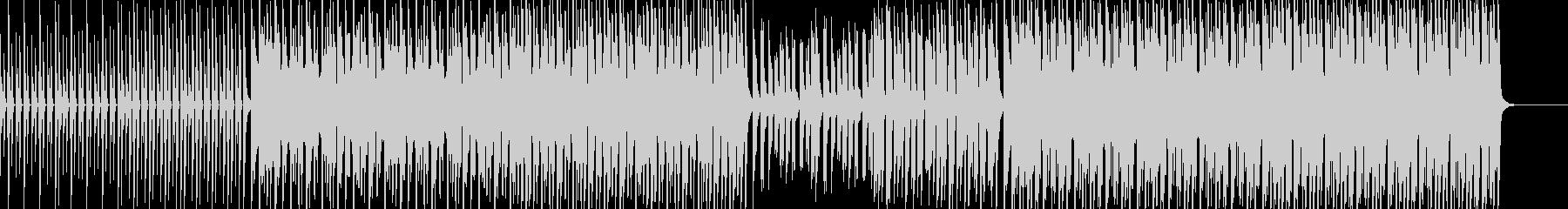 ダーティーハウスの未再生の波形