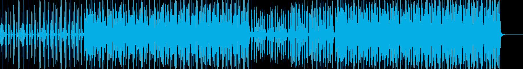 ダーティーハウスの再生済みの波形