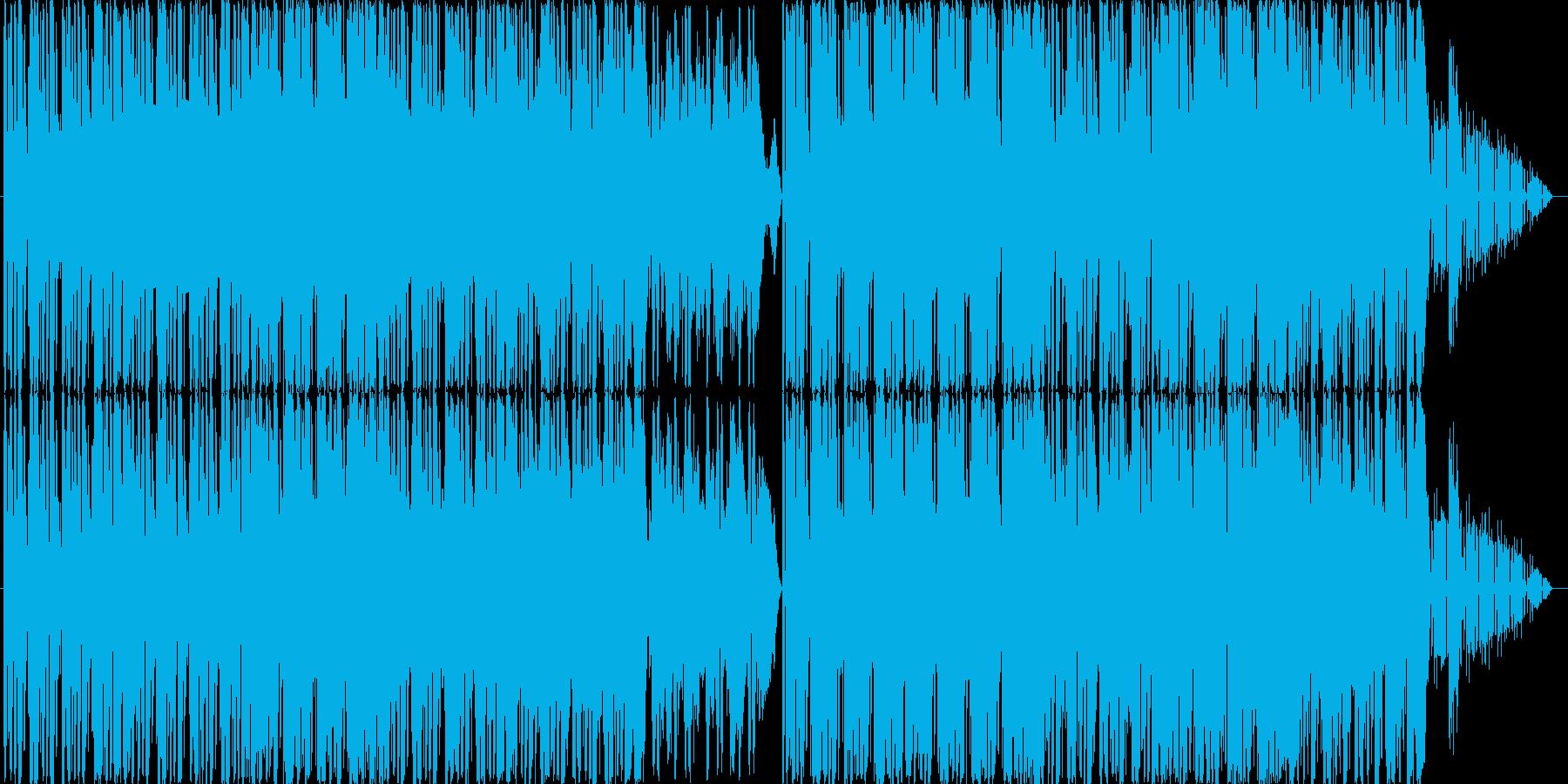 ドラムンベースです。ほぼすべてガジェッ…の再生済みの波形