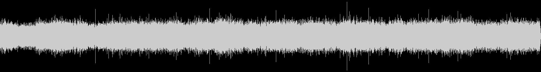 川の環境音 02の未再生の波形