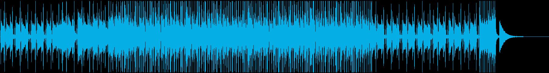 アコギ オープニング 爽やか 日常の再生済みの波形