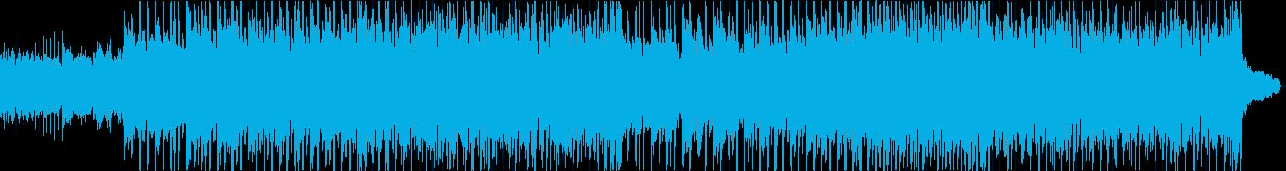 代替案 ポップ 現代的 交響曲 感...の再生済みの波形