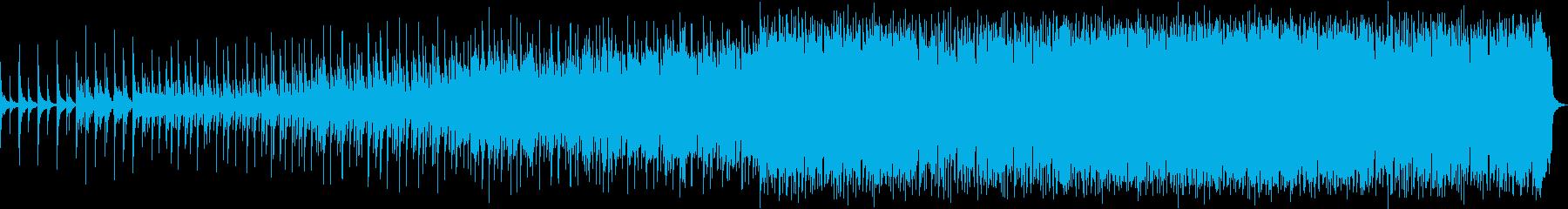 忍者・江戸・壮大で勢いある和風ロックの再生済みの波形