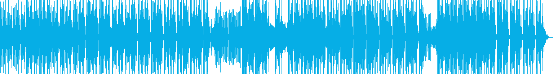 砂漠を感じるクールなエスニックBGM Bの再生済みの波形