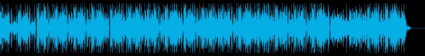 90年代R&BをLO-FIHOPアレンジの再生済みの波形