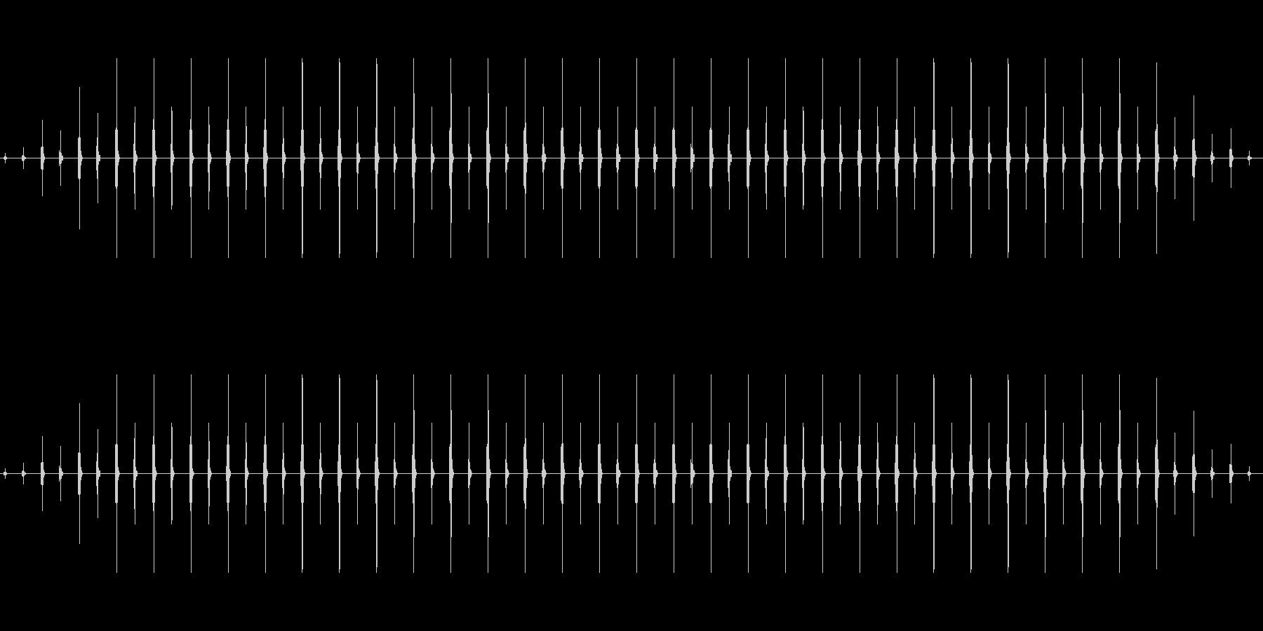 時計 tick tock_4-1_dryの未再生の波形
