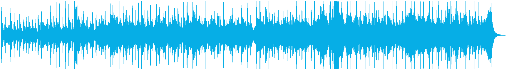 オープニングに最適なわくわくオーケストラの再生済みの波形