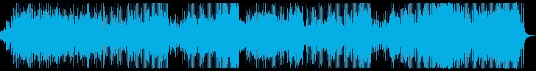 フィガロの結婚 POP remixの再生済みの波形