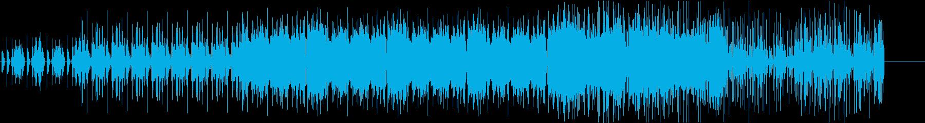 【ヒップホップ】お洒落・ラグジュアリーの再生済みの波形