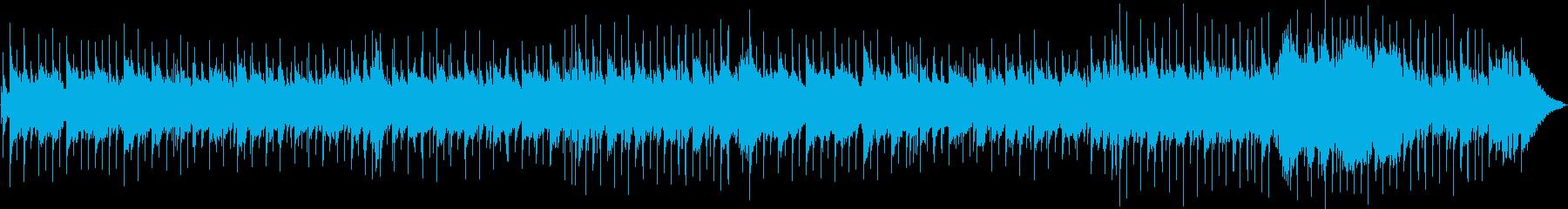 バラード。ピアノバー。の再生済みの波形